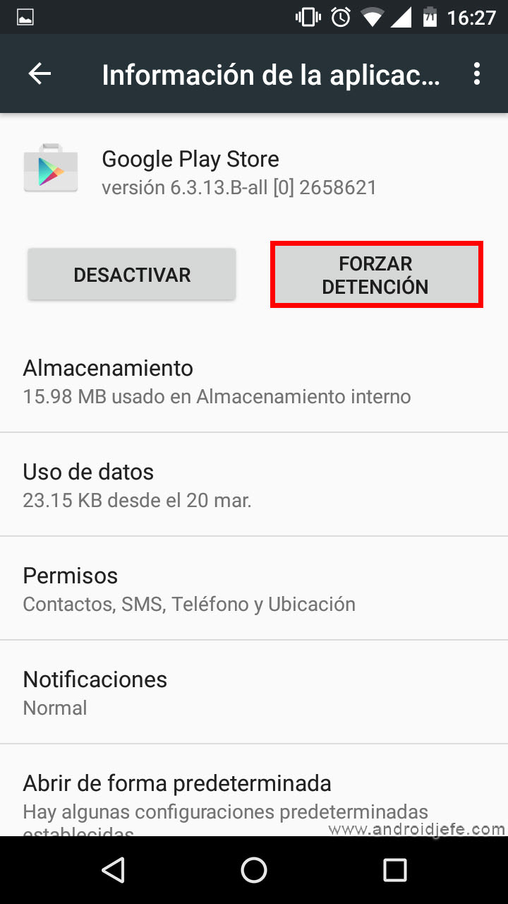 5 soluciones para cualquier error de la Play Store • Android Jefe