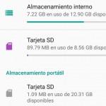 """Cómo configurar la tarjeta SD en modo mixto (memoria interna y externa) en Android 6 """"Marshmallow"""""""