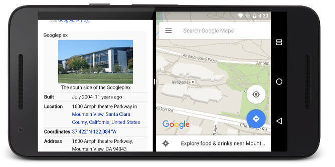 DIVIDIR la pantalla en Android (ventana múltiple o doble) • Android Jefe