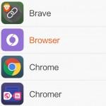 """Accesos directos """"universales"""", la solución para usuarios Android multi-navegador"""