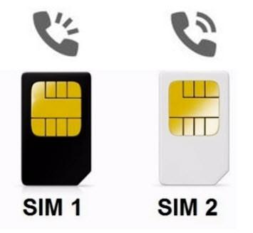 celulares dual sim llamadas dual active