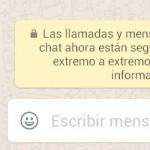 Qué significa el cifrado de extremo a extremo en WhatsApp