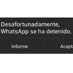 """7 posibles soluciones al error """"Desafortunadamente la aplicación se ha detenido"""""""