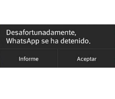 Por qué se detienen las aplicaciones en mi celular