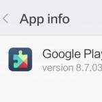 Instalar o actualizar Google Play Services