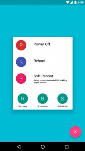 modo recuperacion android app
