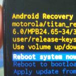 Modo RECOVERY de Android: Qué es y cómo entrar