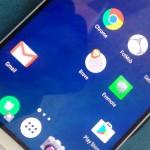 """No es una falla: La """"pantalla de sol"""" es una característica en el Xiaomi MI 5"""