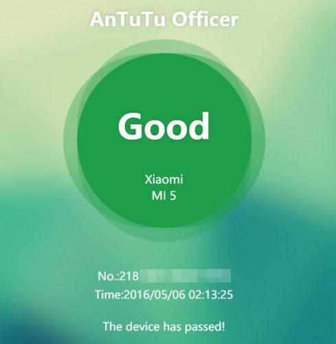 app diferenciar celulares replica originales officer 2