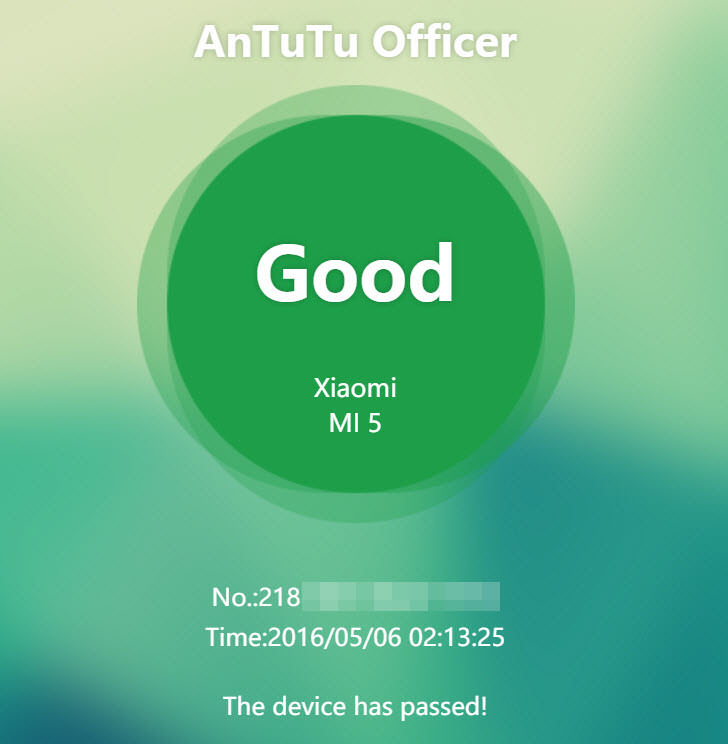 Aplicación para saber si mi celular es original