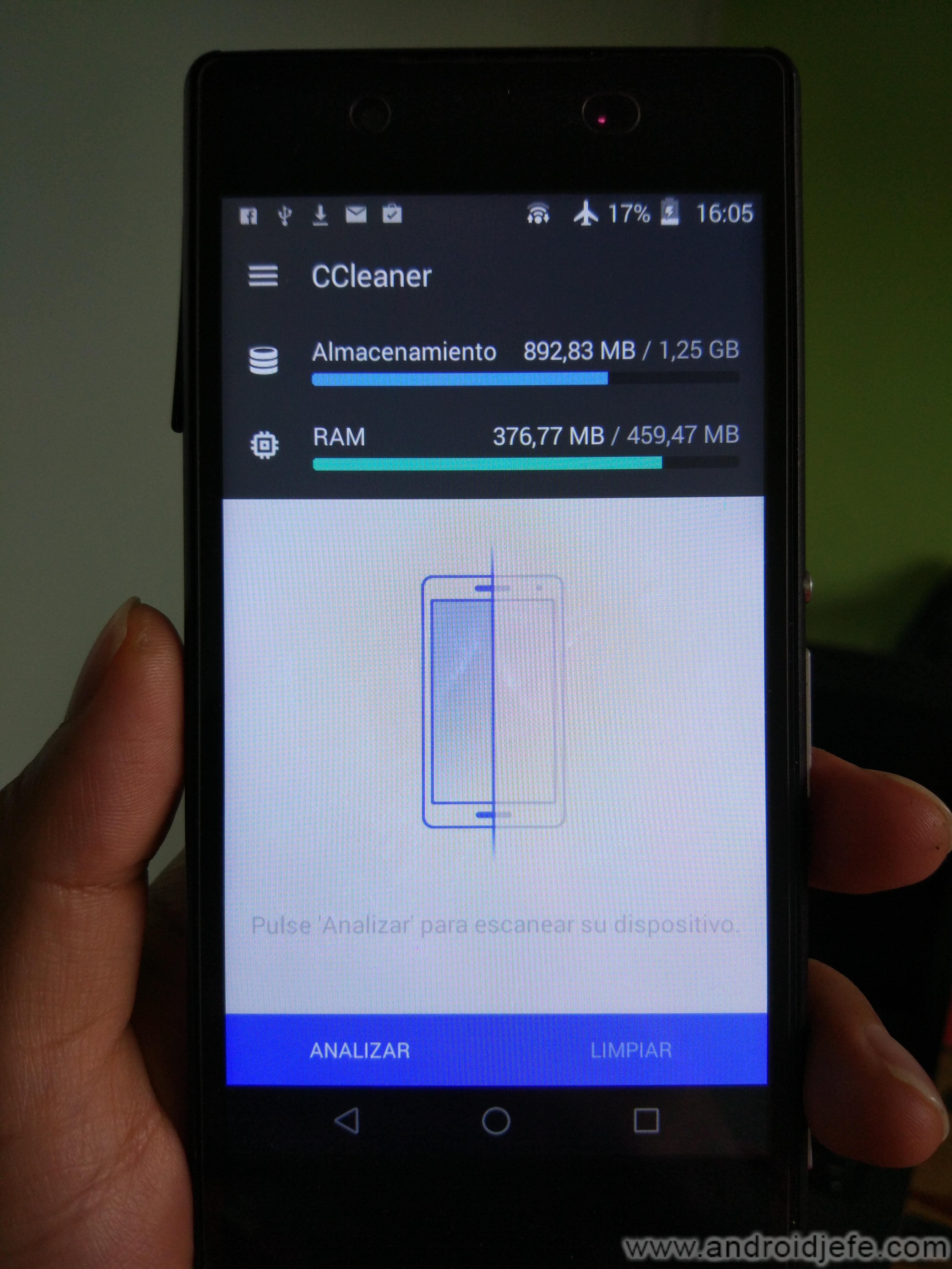Cómo solucionar el almacenamiento lleno de un celular con POCO espacio