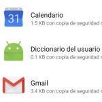 Cómo funciona la copia de seguridad de aplicaciones en Android 6 Marshmallow