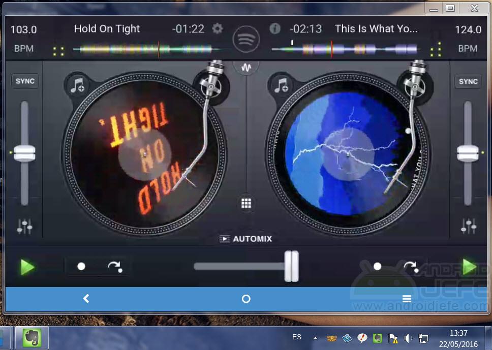 DJs: Cómo mezclar la música de Spotify en el PC