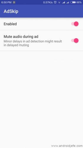 omitir anuncio youtube automaticamente adskip