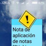 3 aplicaciones para poner notas en la pantalla de Android