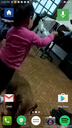 aplicacion reproducir video fondo pantalla