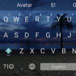 Cómo cambiar el color del teclado Google o poner una imagen de fondo