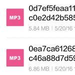 En dónde se descargan las canciones de Spotify en Android