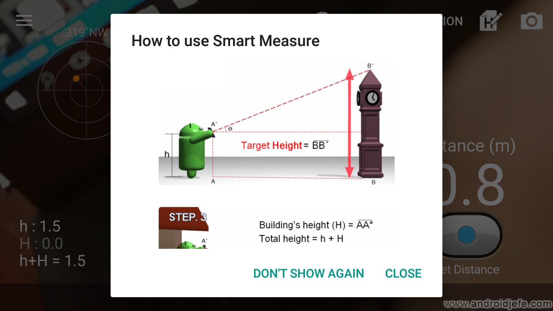 3 APP para medir cosas y objetos con el celular