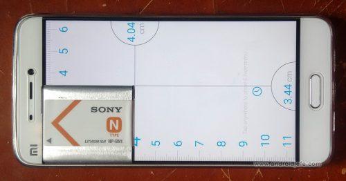 medir objetos regla pantalla