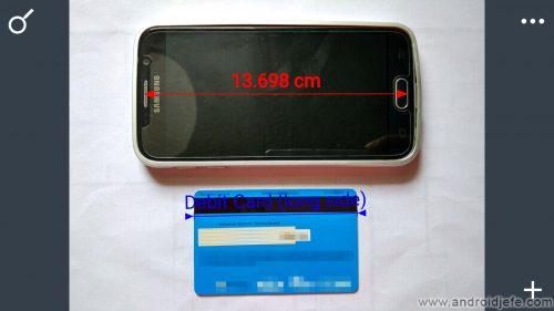 medir objetos ruler app