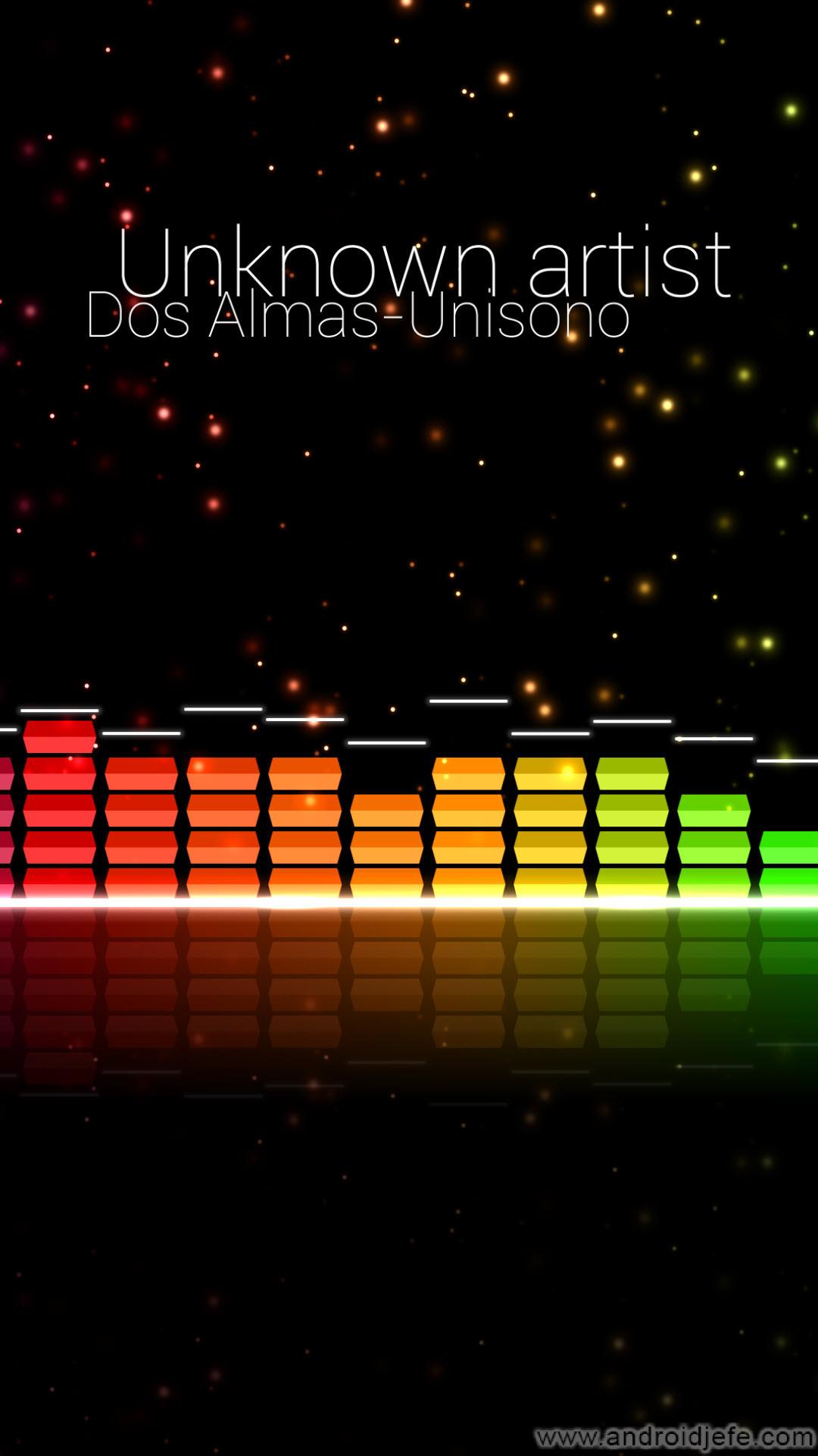 5 reproductores de música para Android con efectos visuales