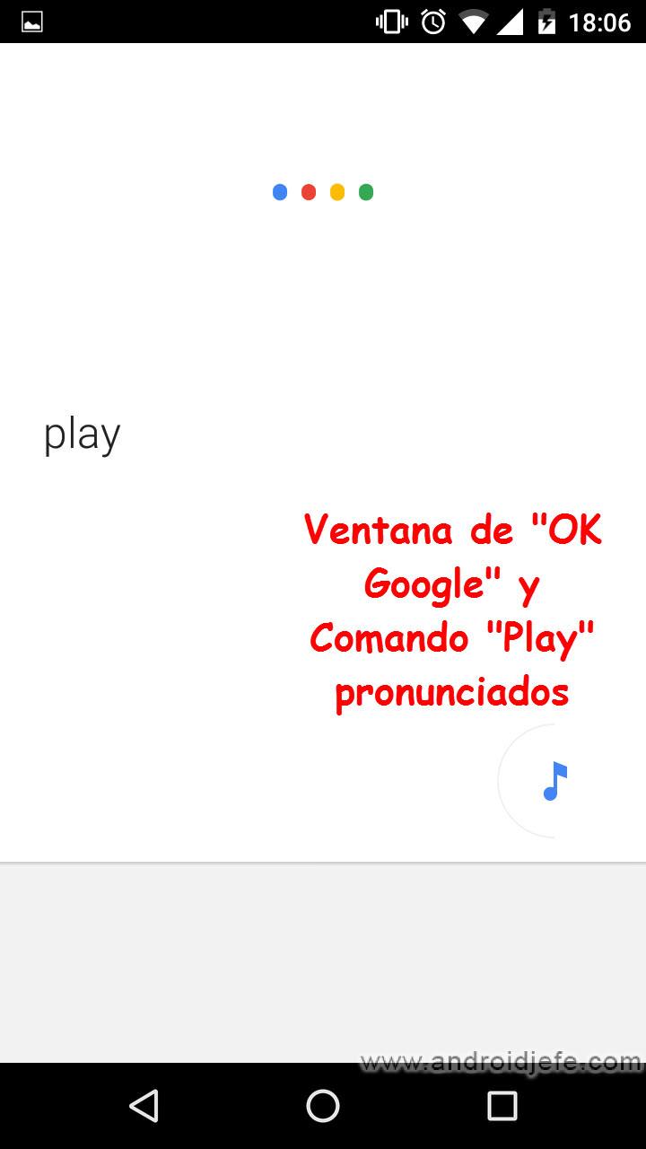 9 comandos de voz que permiten controlar la aplicación de YouTube en Android