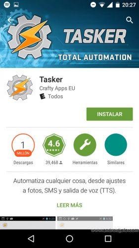 comprar una app usarla otro celular android