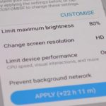 El Galaxy Note 7 permite reducir la resolución de la pantalla para ahorrar batería