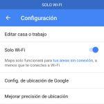 """Opción """"Solo WiFi"""" y descargar mapas offline en la tarjeta SD, dos importantes novedades en Google Maps para Android"""