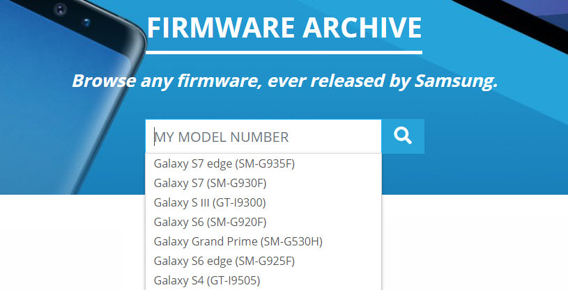 SAMMOBILE: Qué es, cómo descargar firmware Samsung y alternativas