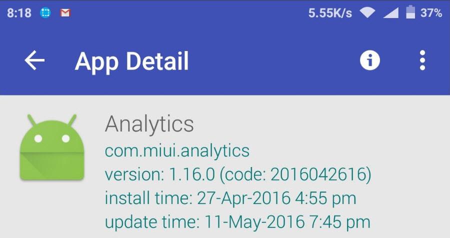 Descubierto el misterio de la app «Analytics» que Xiaomi preinstala en sus dispositivos