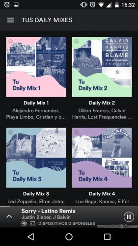 daily-mixes-spotify