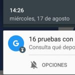 Cómo desactivar las notificaciones de Google Now que no interesan