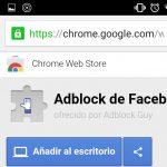 Ya se puede instalar extensiones en el navegador Google Chrome del PC, remotamente desde Android
