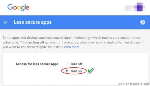 problema-comunicacion-servidores-google-apps-menos-seguras