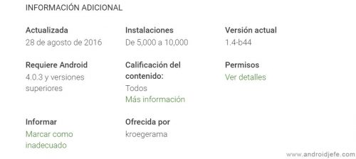 aplicaciones-incompatibles-o-version-android-google-play
