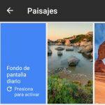 """Google publica una colección de """"Wallpapers"""" de calidad, en forma de APP para Android"""