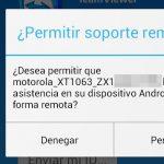 Cómo controlar un celular Android desde otro Android remotamente (SIN root)