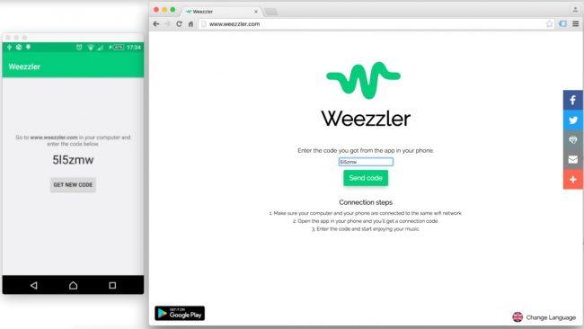 escuchar-musica-celular-pc-wifi-weezzler