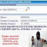 Cómo saber si un celular está REPORTADO (robado) u homologado en Ecuador
