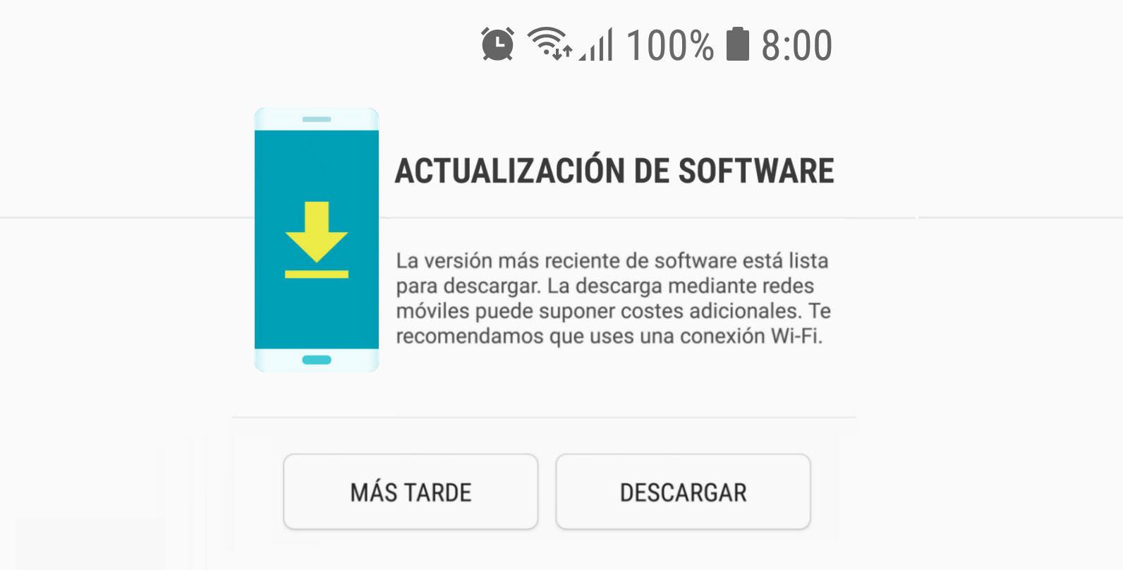 Cómo solucionar problemas generados por actualizar tu celular
