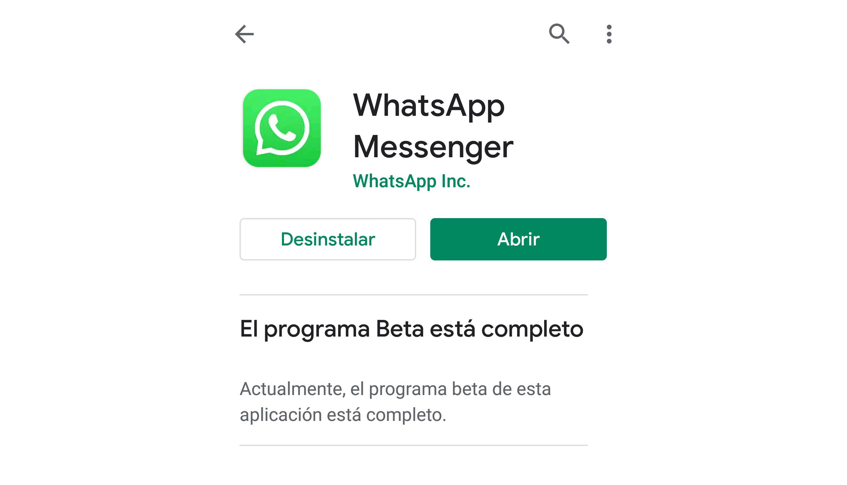 Cómo descargar u obtener la versión Beta de cualquier aplicación