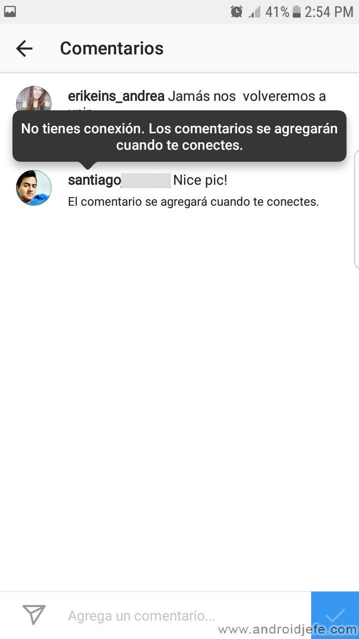 Cómo utilizar Instagram sin Internet