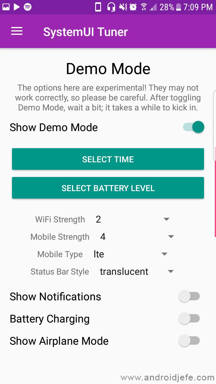 Esta APP replica el «Sintonizador de IU del sistema» en Samsung y otros dispositivos [Actualizado]
