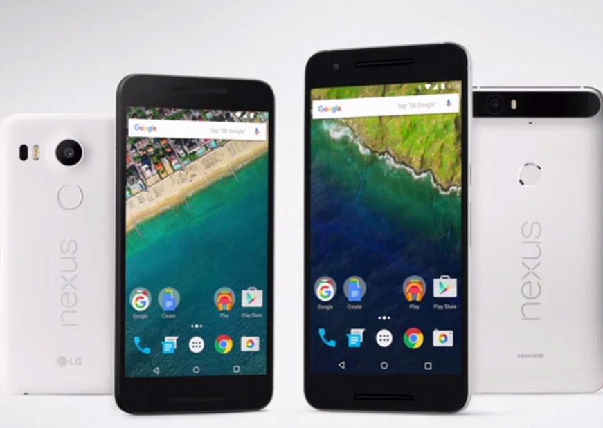 Por qué tu Nexus 5X, 6P no enciende y la solución (Actualización)