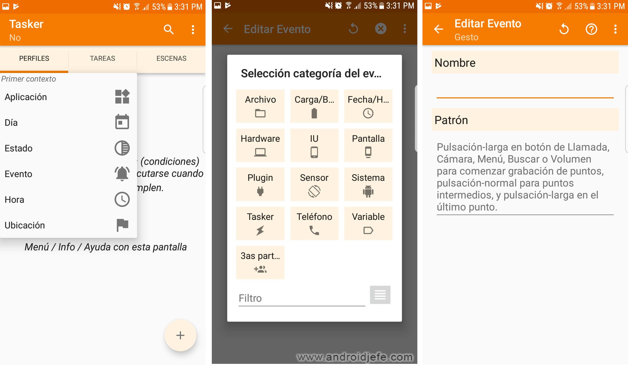 Tasker, o cómo hacer automático tu celular