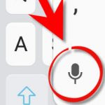 Activar dictado por voz en WhatsApp
