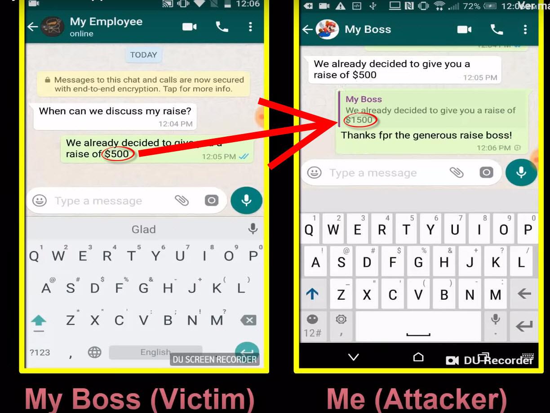 efb10604773 Cómo saber si hackearon mi WhatsApp o está intervenido • Android Jefe