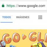 Cómo poner Google como página de INICIO en mi celular